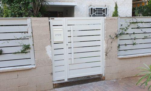 שערים מאלומיניום